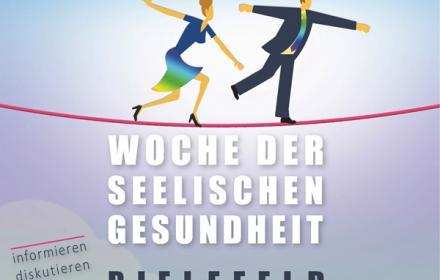 Informationen über Angebote in Bielefeld zur seelischen Gesundheit